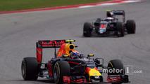 Red Bull Exxon/Mobil ile, McLaren ise BP ile anlaştı