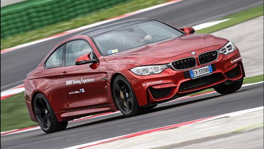 BMW Driving Experience, guida sicura e consapevole