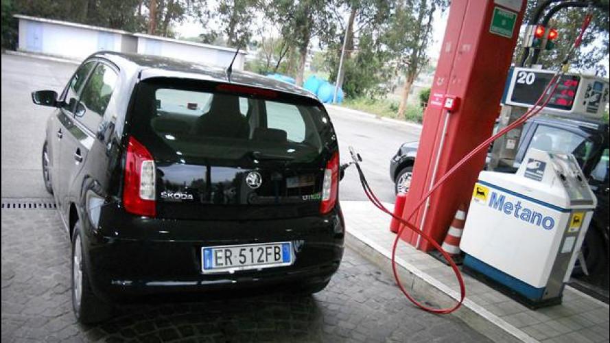 Skoda Citigo a metano, con lo sconto è l'auto a gas meno cara
