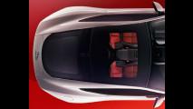 Jaguar F-Type Coupé, la prima foto