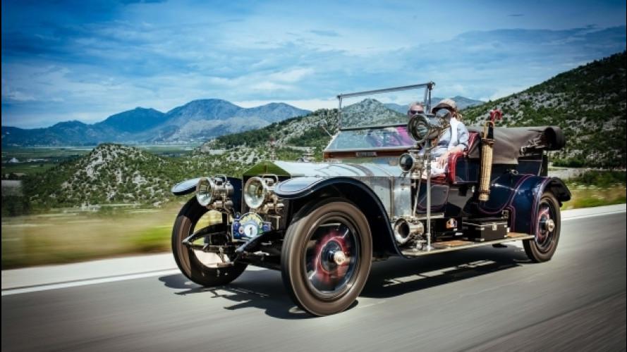 Transappenninica 2017, un bel giro per il Piemonte