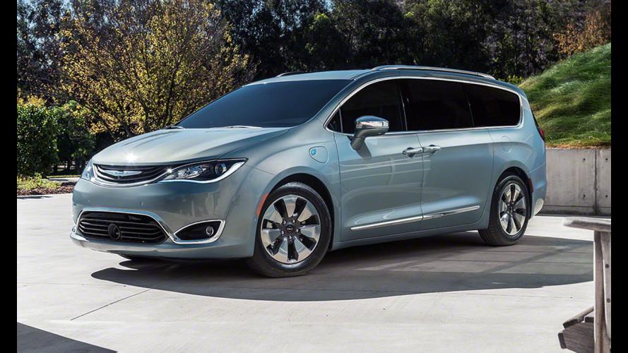 Chrysler Pacifica, a Detroit ritorna la grande monovolume [VIDEO]