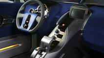 Chevrolet T2X Concept Interior