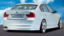 BMW E90 in Mattig design