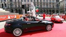 Alfa Romeo Duetto Celebrates 40th Anniversary