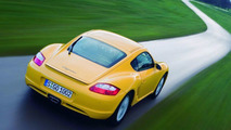 New Porsche Cayman Sports Coupe
