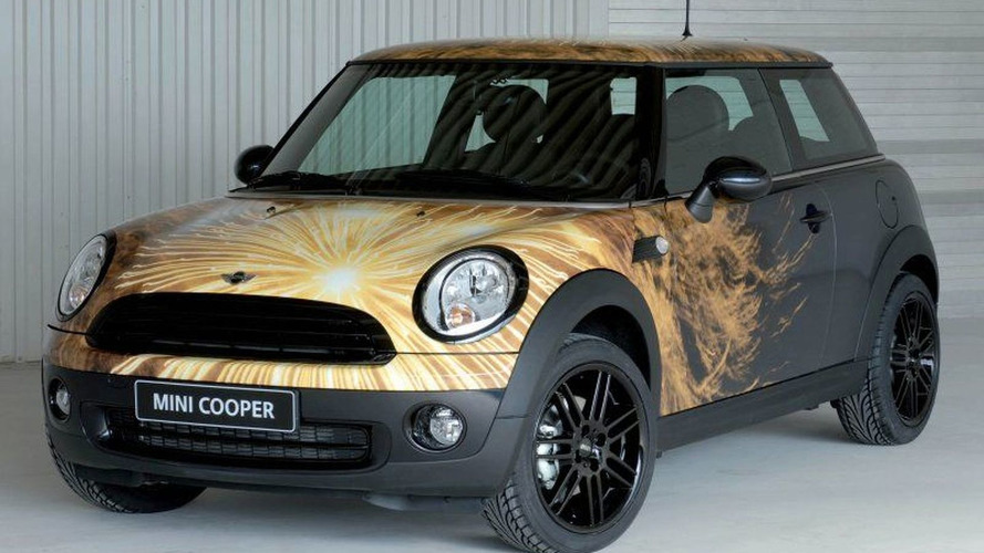 MINI Sponsors Life Ball AIDS Charity with One of a Kind