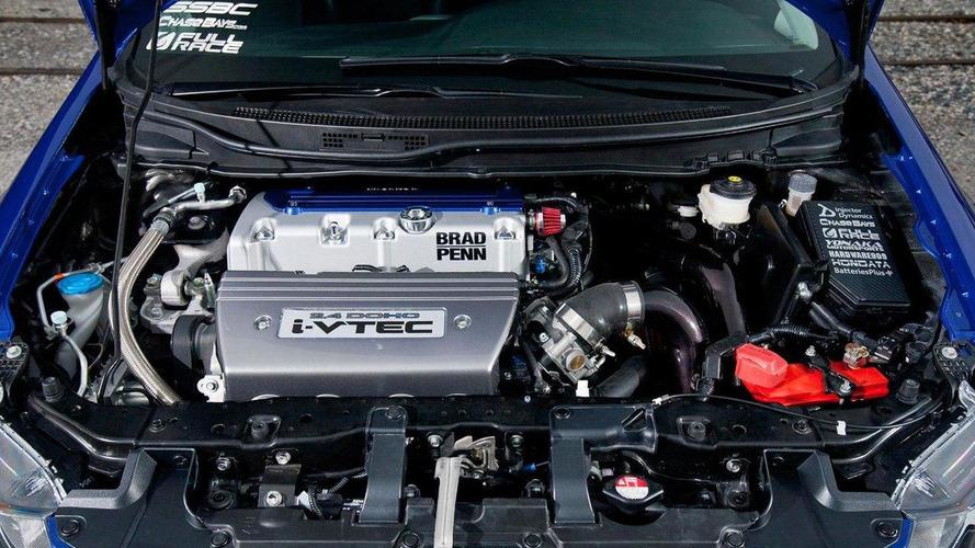 Honda Civic Si concepts introduced at SEMA