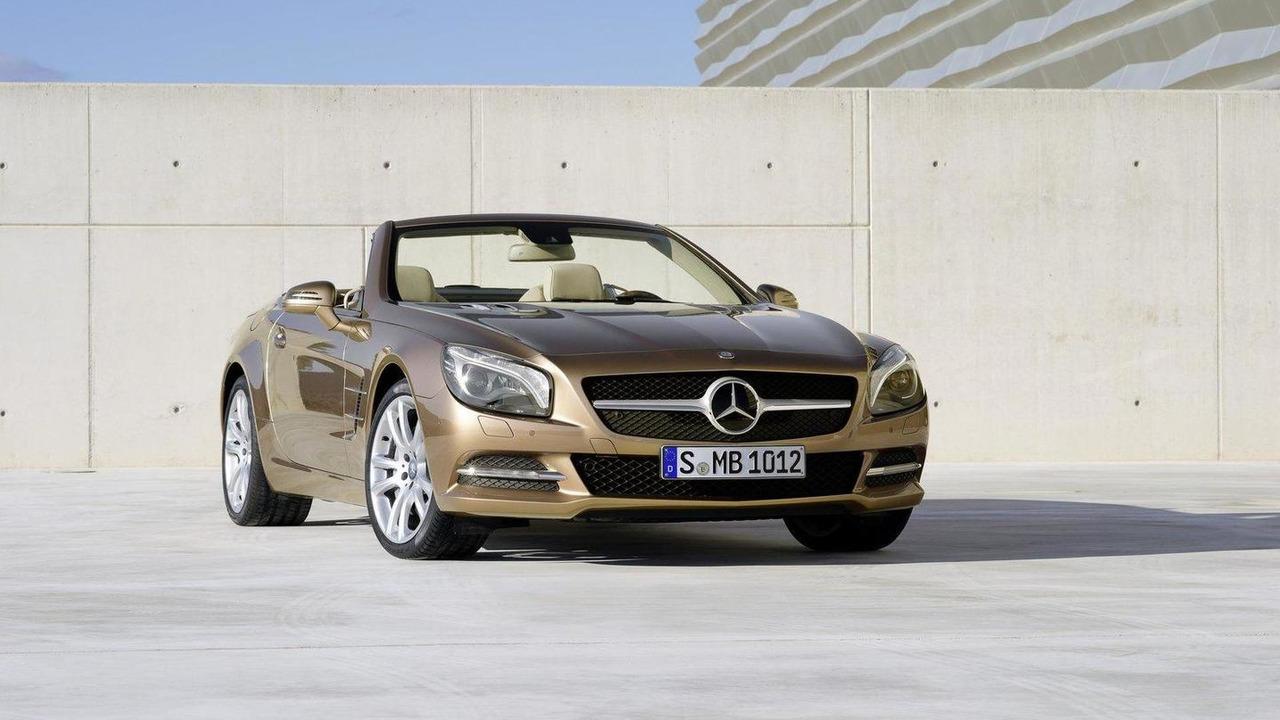 2013 Mercedes-Benz SL-Class 15.12.2011