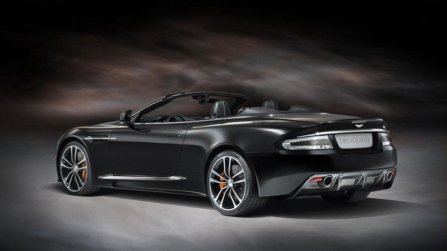 Aston Martin DBS Carbon Edition revealed