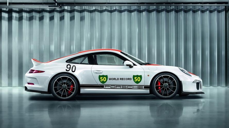 Reader's Porsche 911 R render looks like it came from Porsche
