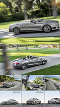 Mercedes S-Class Cabrio officially unveiled