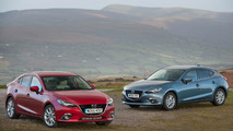 Mazda3 with 1.5 Skyactiv-D