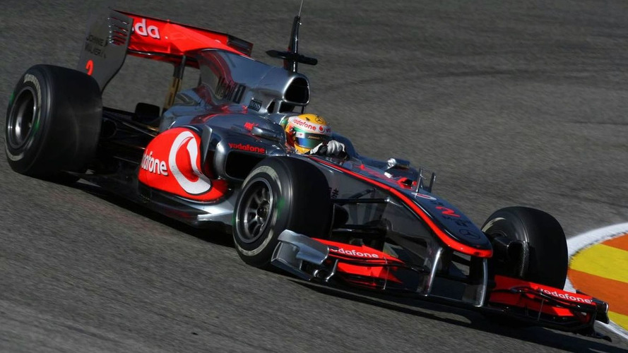 New McLaren is 'huge improvement' on 2009 car - Hamilton