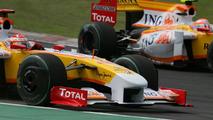Fernando Alonso at 2009 Hungarian Grand Prix