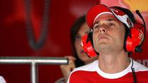 Giancarlo Fisichella (ITA), Test Driver, Scuderia Ferrari - Formula 1 World Championship, Rd 1, Bahrain Grand Prix, Friday Practice