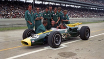 Jim Clark Type 38 at Indy 1965 - 15.03.2010
