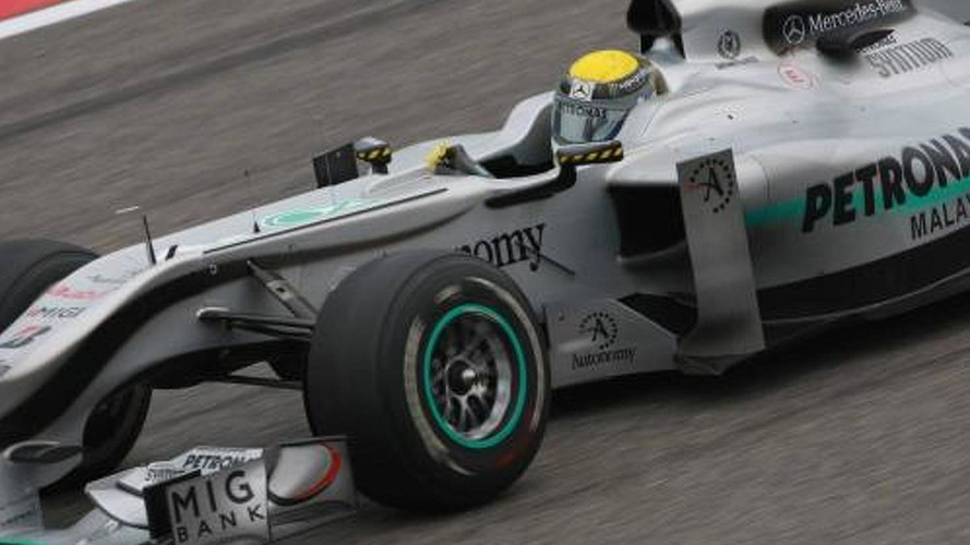 Mercedes 'could be in front' in Spain - Horner