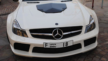 Brabus Stealth 65: a second more powerful Mercedes SL65 Black Series surfaces