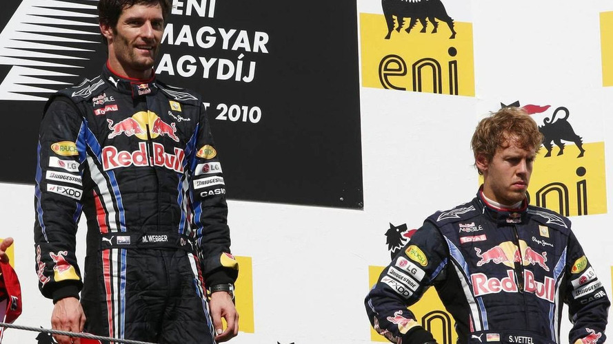 2010 Hungarian Grand Prix - RESULTS