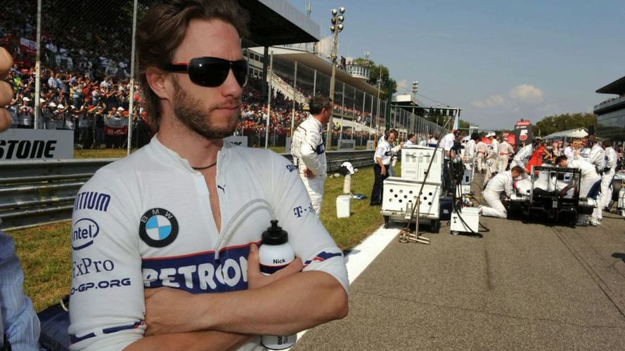 Heidfeld frustrated with modest 'image'