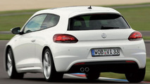 2010 VW Scirocco R Line