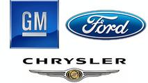 GM Ford Chrysler logo