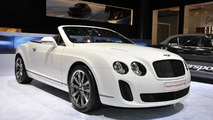 Bentley Continental Supersports ISR Convertible- Cenevre