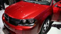 All New 2008 Dodge Avenger at NAIAS