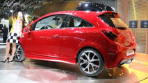 Opel Corsa OPC World Premiere in Geneva