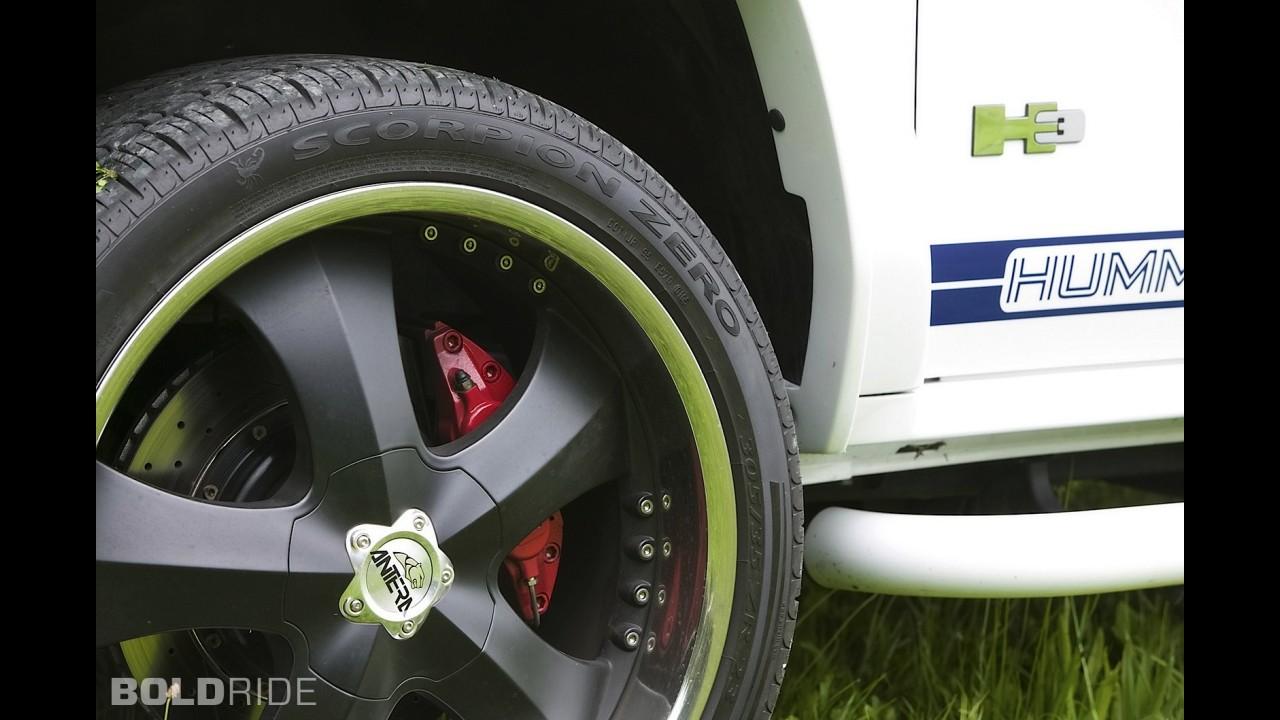 GeigerCars Hummer H3 GT