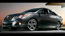 Toyota Corolla pode ganhar versão esportiva com motor 2.0 no ano que vem