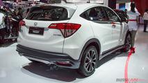Honda HR-V and Odyssey with Mugen parts