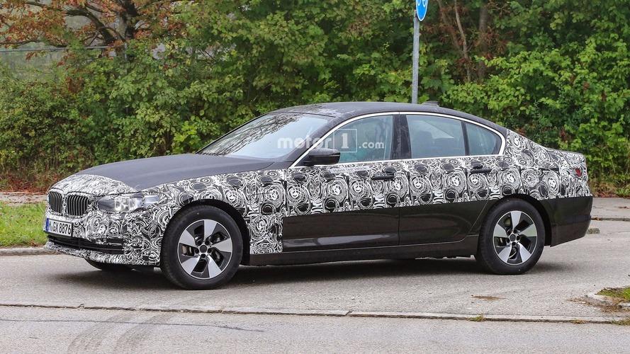 Yeni BMW 5 Serisi Sedan ve Touring kamuflajı azalttı