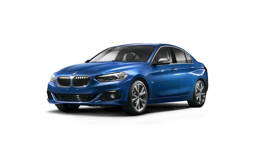 1 Serisi Sedan Çin pazarında satışa sunuldu