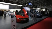 2017 BMW i8 Paris Motor Show