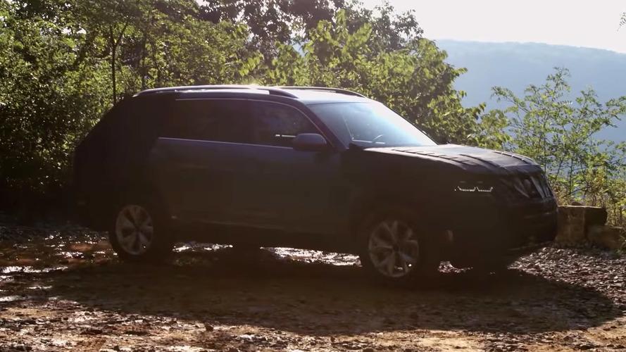 Volkswagen'in orta sınıf SUV'u ile ilgili ilk izlenimler