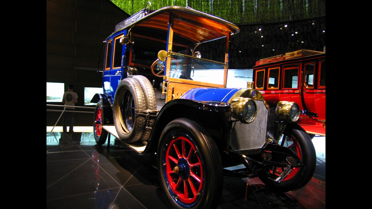 Mercedes-Benz Benz 20-35 PS Landaulet