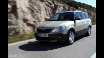 Skoda Fabia Estate Scout