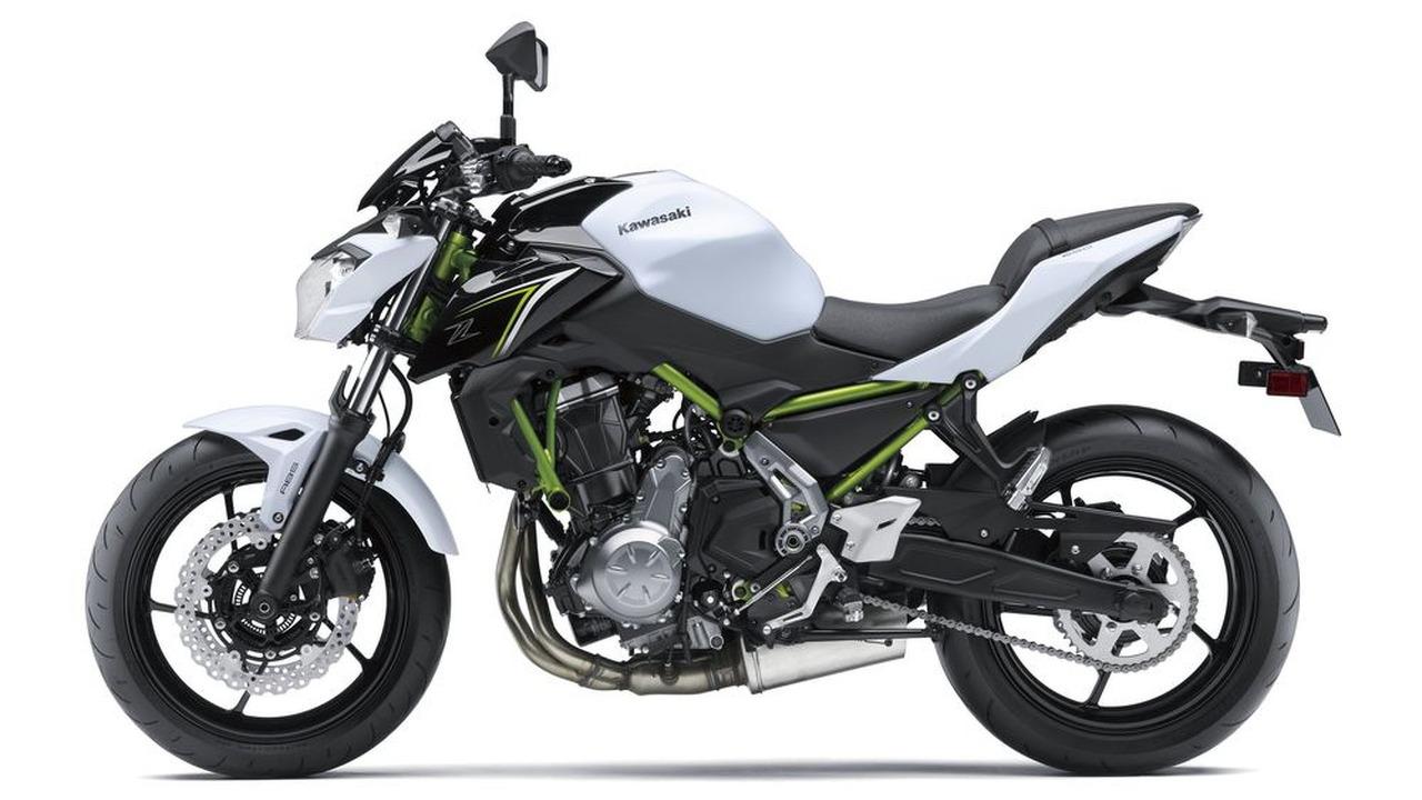 Kawasaki Z650 e Z900