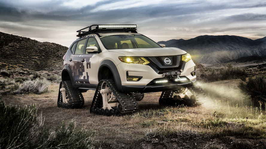 Nissan Rogue Trail Warrior Project - Qui osera lui tenir tête ?