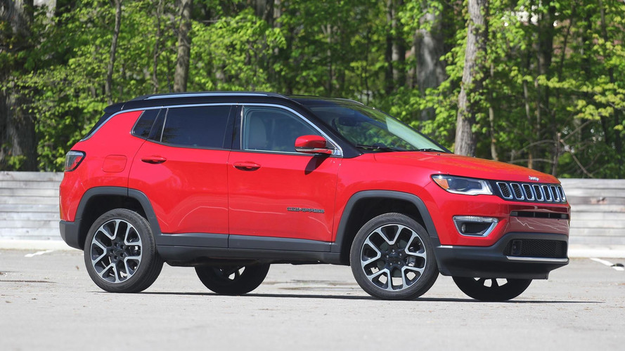 2017 Jeep Compass Review: Baby Grand