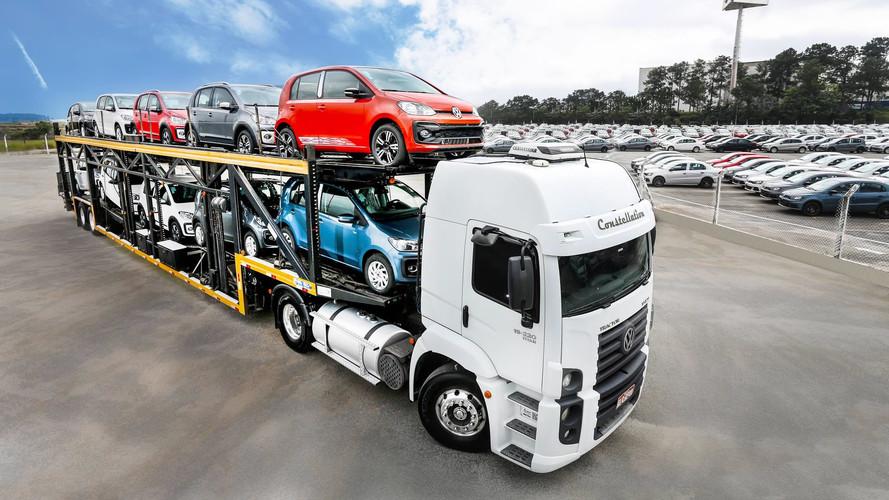 Brasil e Colômbia zeram impostos para importação de veículos