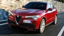 Alfa Romeo Stelvio ilk sürüş