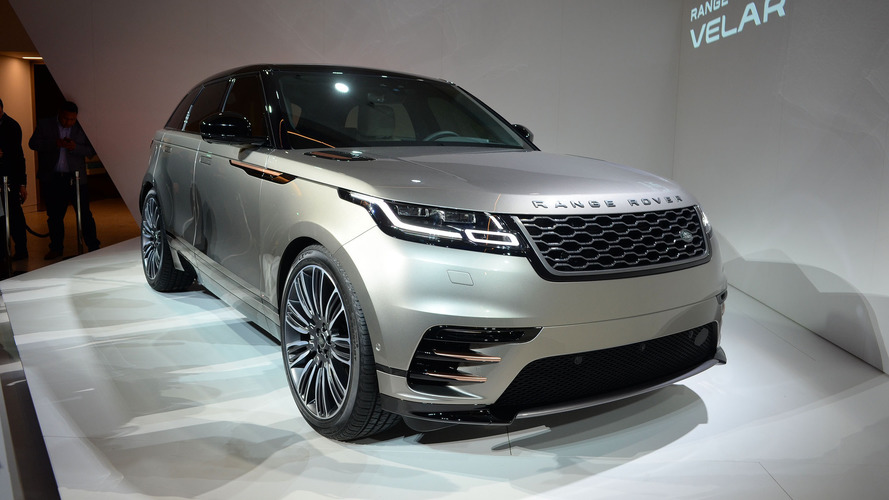 2018 land rover suv.  suv land rover range velar coupesuv arrives this summer for 50895 throughout 2018 land rover suv