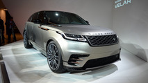 2017 Land Rover Range Rover Velar: Photos Live