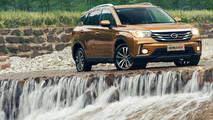 SUVs da fabricante chinesa GAC Motors