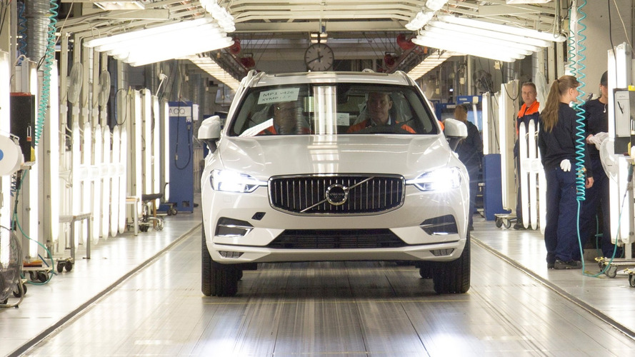 Volvo Moving XC60 Production For U.S. Market To Avoid Tariffs