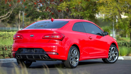 Kia Forte Koup Dead After 2016 Model Year