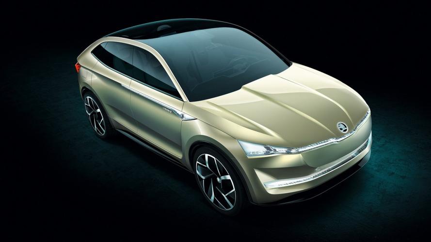 Vazou! Conceito de SUV cupê do Grupo VW aparece antes do Salão de Xangai